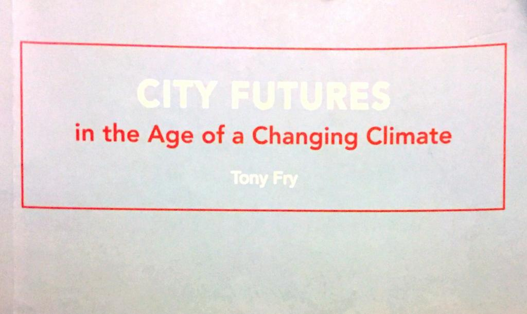 City Futures Diagram Front Cover