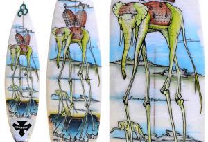 Surfboard Art 3