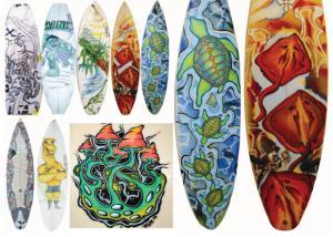 Surfboard Asstd4