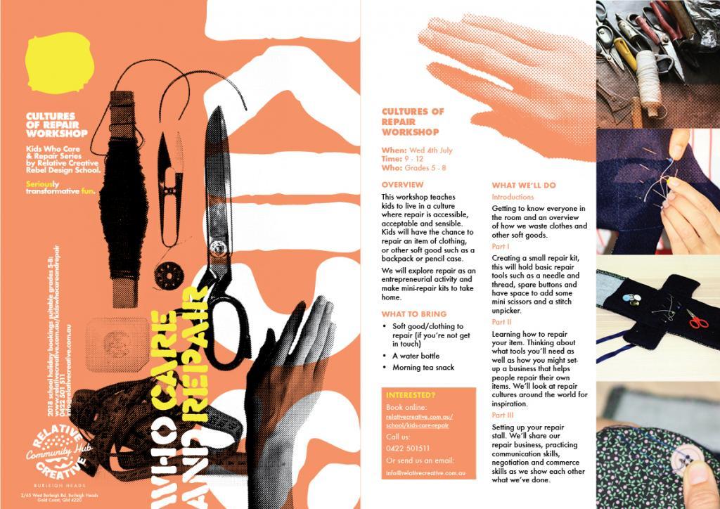 Kwcr Full Poster Cultures Of Repair