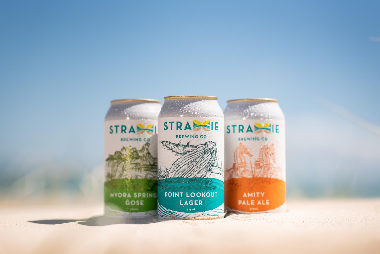 Straddie Beers